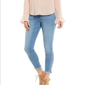 Jessica Simpson Forever Rolled Skinny Jeans NWT